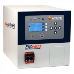 Galia 10-15 kW, dažnis 50-150 kHz