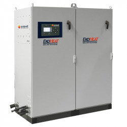 power 180-270 kW, frequency 50-150 kHz