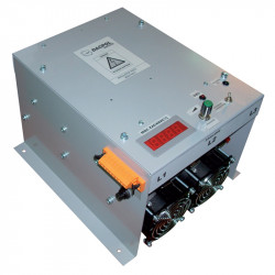 Three-phase semiconductor ac controllers with  ramp-up - RAC.S
