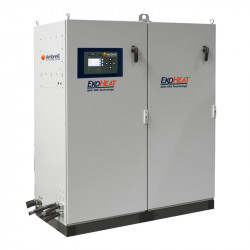 Generators for induction heating: power 250-500 kW, frequency 5-15 kHz