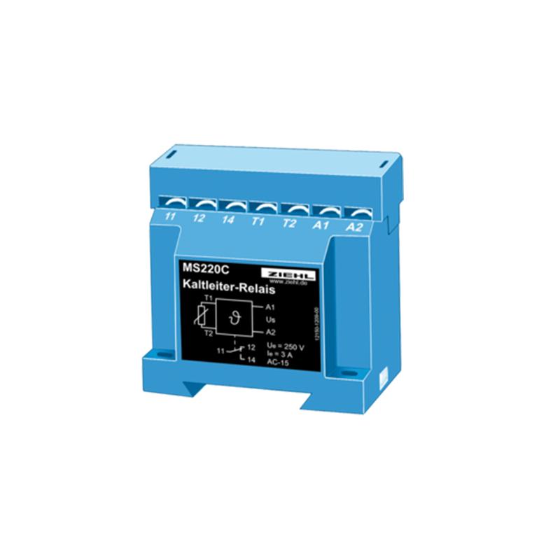 PTC-Resistor Relay Type MS220C
