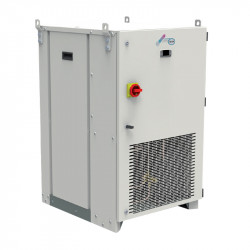 Industrial coolers (chillers) for cooling contaminated oil