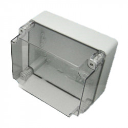 Dėžutė ROGER iš plastiko PC/ABS/PVC transformatoriams