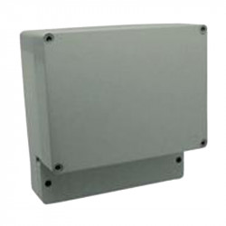 Dviejų kamerų dėžutė elektronikai PC/ABS