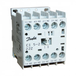 Minikontaktoriai CI 5-2 iki CI 5-12