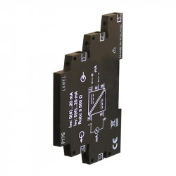 Two-wire signal isolator P17G