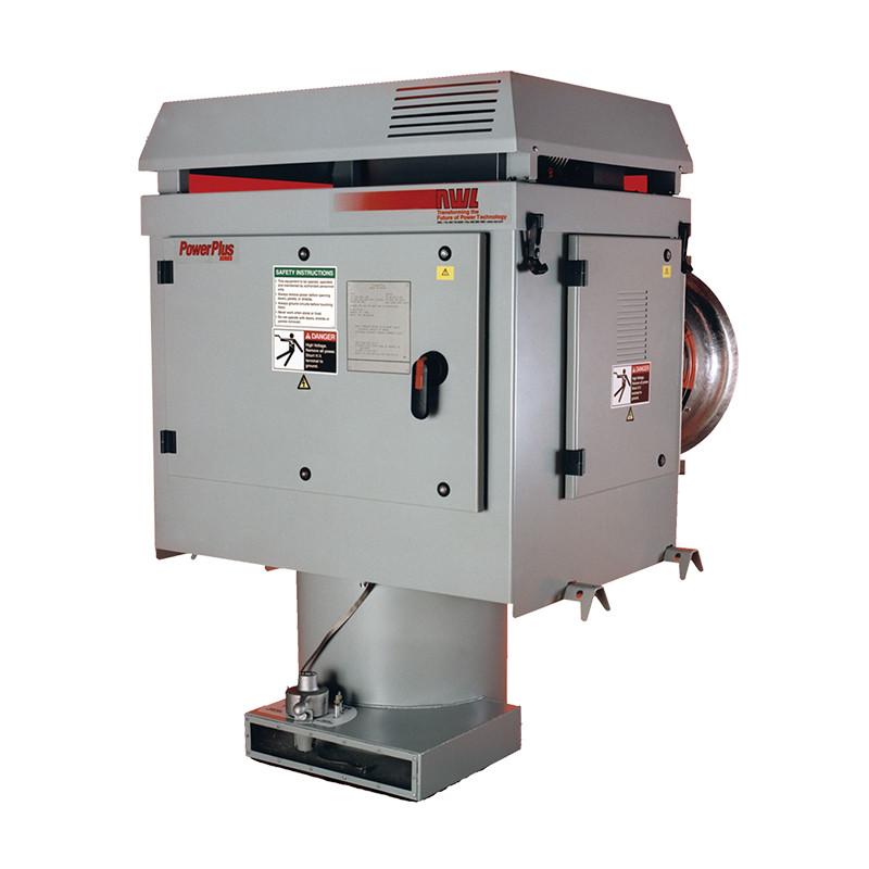 HV power supplies for electrostatic precipitators - NWL PowerPlus