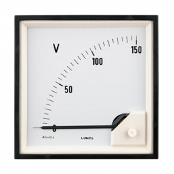 Moving-coil meters DC