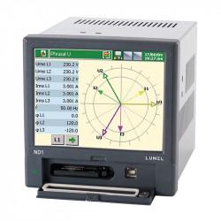 ND1 analizator jakości sieci energetycznej
