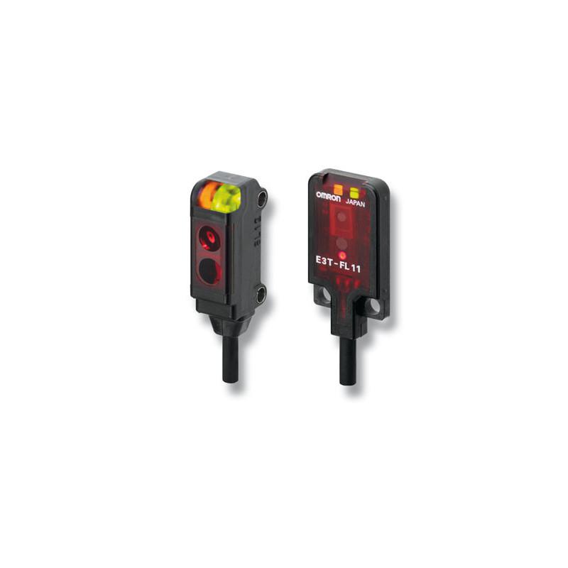 E3T-FL23 2M Czujnik fotoelektryczny w miniaturowej o