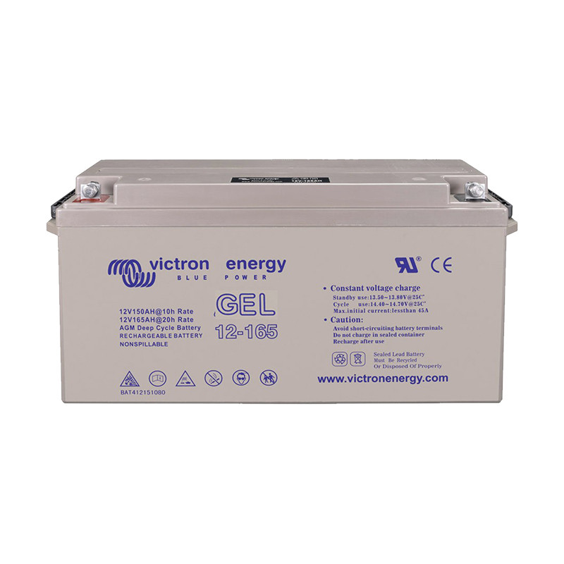 VICTRON ENERGY gel batteries deep cycle