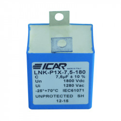 Capacitors DC series LNK-P1X