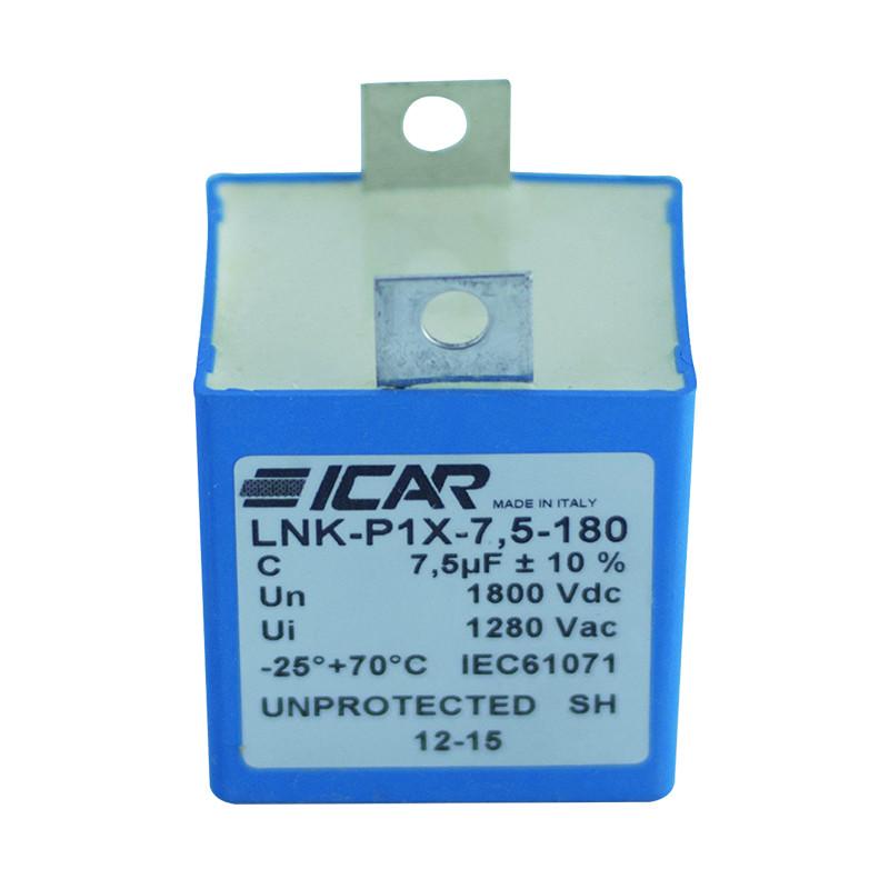 DC galios kondensatoriai LNK-P1X serijos