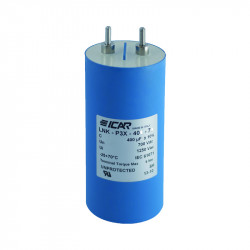 Capacitors DC series LNK-P3X