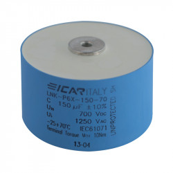 Capacitors DC series LNK-P6X