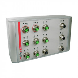 RS2 - IP67 Industrial Ethernet Switch