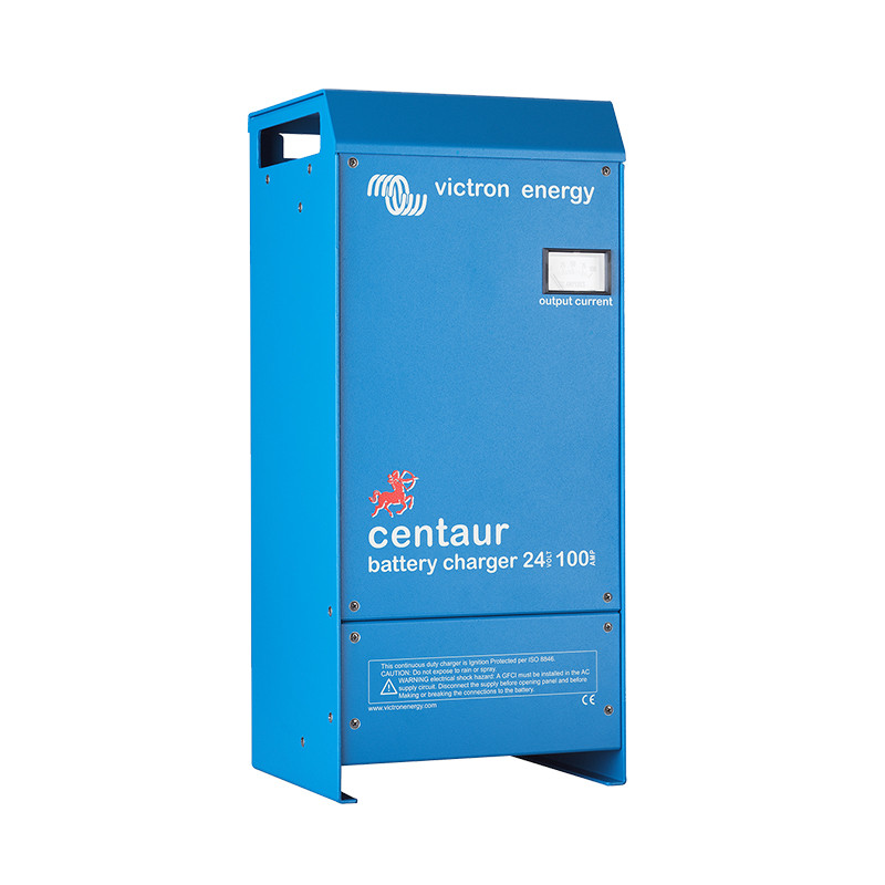 Victron Energy pakrovėjai Centaur serijos