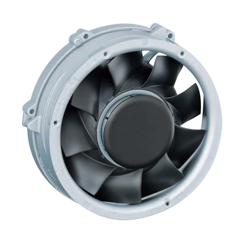 A ašiniai ventiliatoriai serijos įtampos 24-48vdc fi 200-300 iš eBmpapst