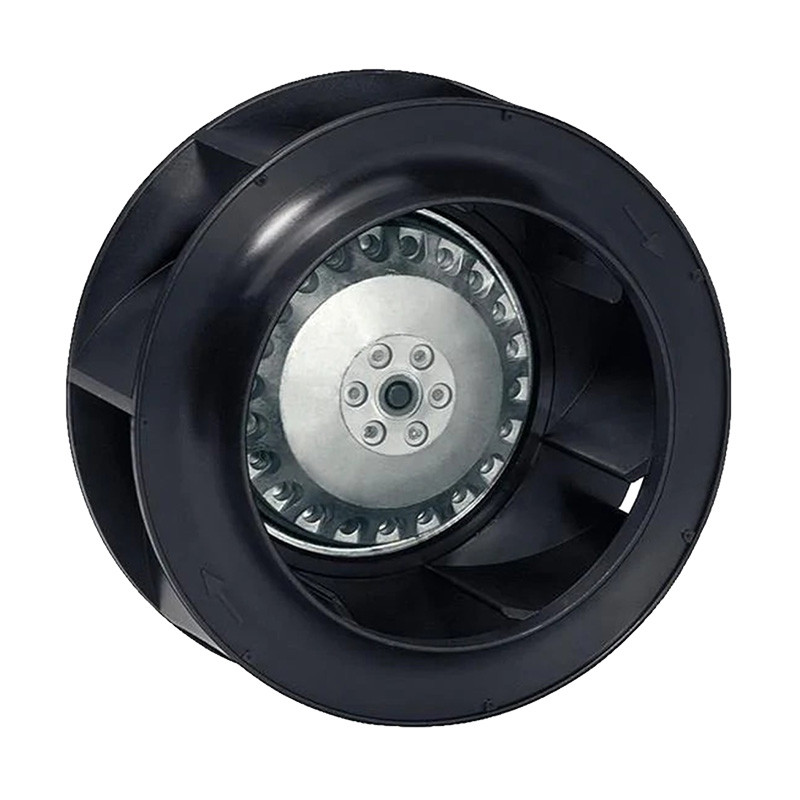AC centrifugal fans and blowers Ebmpapst