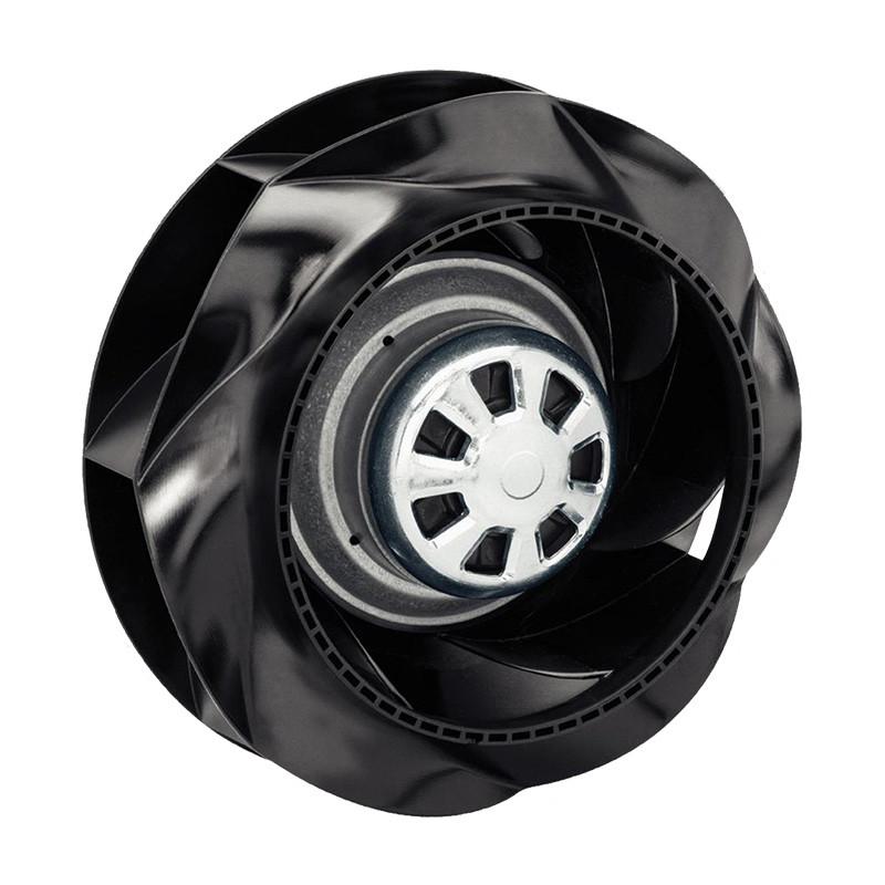 EC centrifugal fans