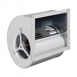 EC centrifugal fans and blowers