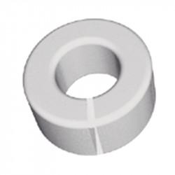 Gapped ferrite toroids (ring cores)