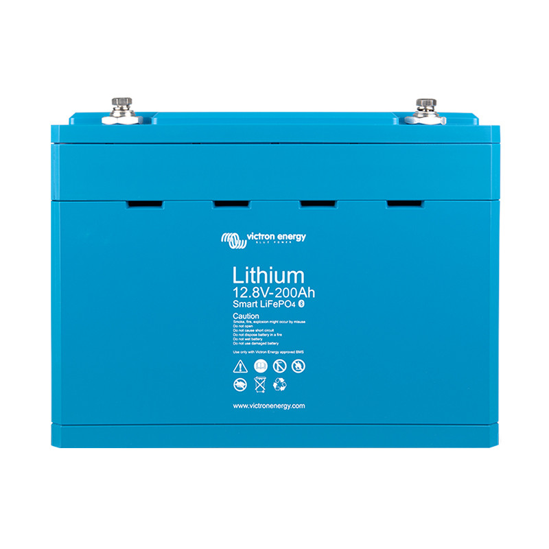 LiFePO4 batteries Victron Energy
