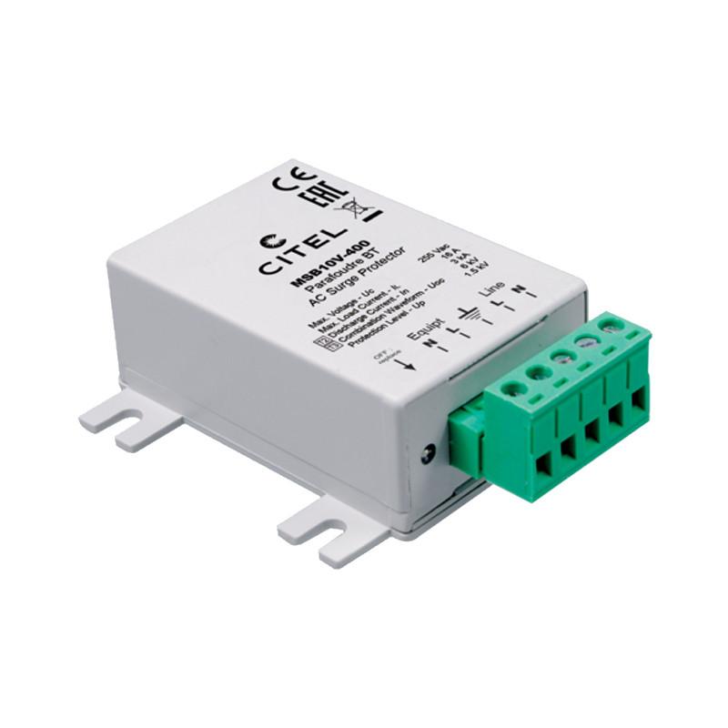 2+ 3 Surge kontrolė (C + d) MSB10 serija