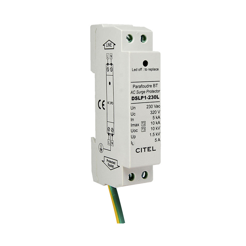 Surge Protector for LED lighting system DSLP1-230L