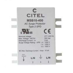 Hard-wired AC Surge Protectors MSB6 i MSB10