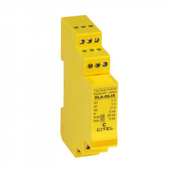 Ograniczniki przepięć dla urządzeń informatycznych DLA-06-IS