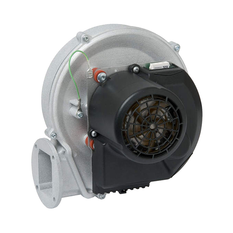 Radial blowers with EC motor