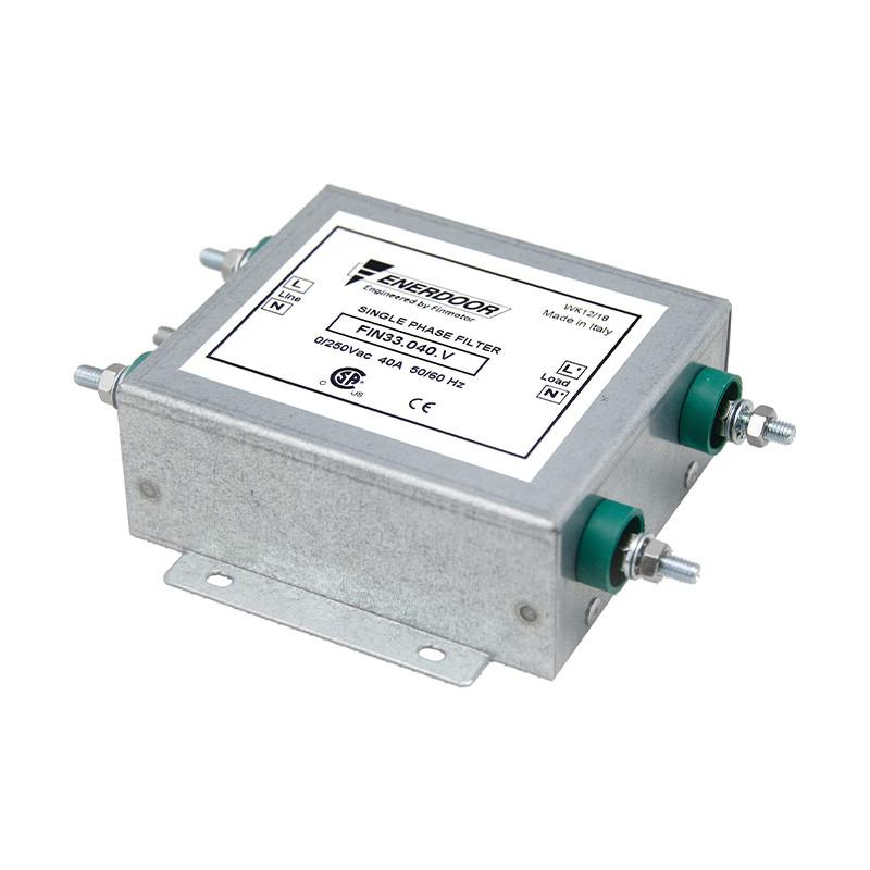 Vienfazių filtrai FIN33 serija