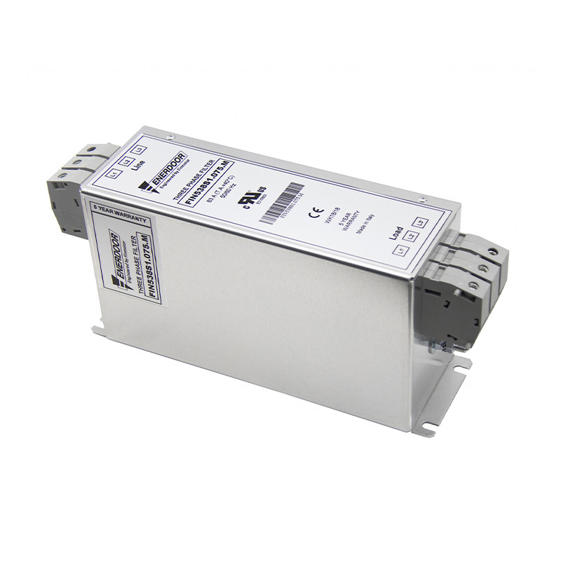 Trys fazės filtrai FIN538S1 serija