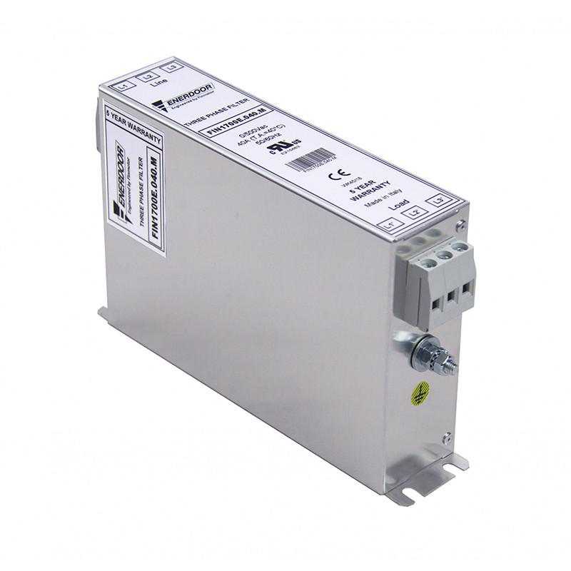 Trys fazės filtrai serija FIN1700E / FIN1700EG