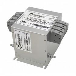 Trys fazės filtrai su neutrali linija FIN170ESM serija