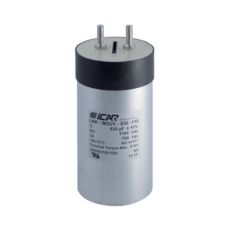 Capacitors DC series LNK – M3