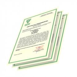 Certificat UDT