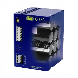 Zasilacze buforowe DC-UPS z superkondensatorami C-TEC