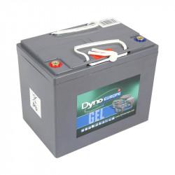 Dyno gelio baterijos