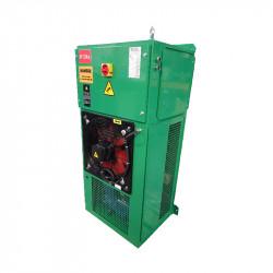 Klimatyzatory przemysłowe firmy Kuthe przeznaczone do pracy w