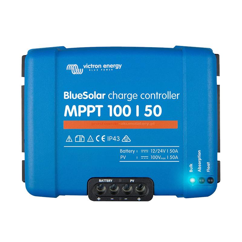 Mėlyna saulės MPPT 100/30 / I 100/50 Įkrovimo reguliatoriai