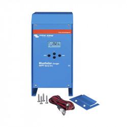 Mėlyna saulės MPPT įkrovimo reguliatoriai su CAN komunikacija