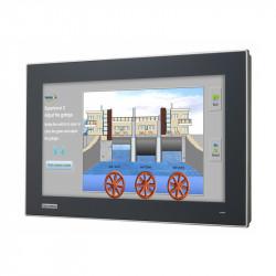"""FPM-7151W Przemysłowy, płaski monitor 15.6"""" WXGA TFT LCD z wejściem VGA & DVI-D, PCT"""