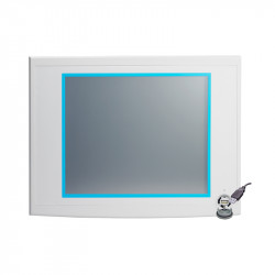 """FPM-5171G Przemysłowy, płaski monitor 17"""" TFT LCD z wejściami: VGA, DVI"""
