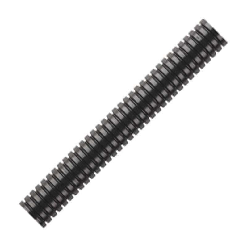 Peszel FPIHR – ciężki elastyczny karbowany peszel z nylonu (wysoce trudno palny PA12)