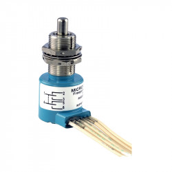 Limit switch for military, railway and air applications