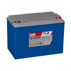 Akumulatory AGM FIAMM serii FLB bezobsługowe