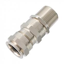 """""""Ade-4F"""" - metalo kabelių liaukos su padidėjusi sustiprinto vielos saugumo lygiu"""