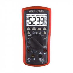 "BM239R multimetras su ""Backlit LCD ekranas"
